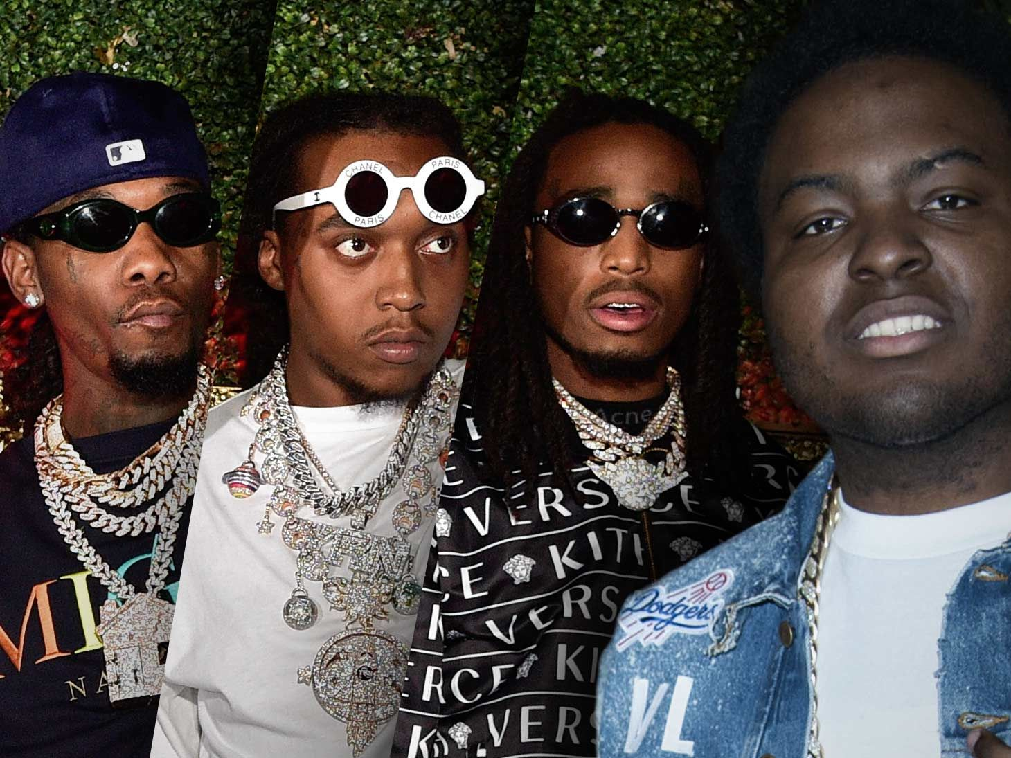 Migos Offset Explains Why He Married Cardi B: Migos' Offset's Mom Explains Why Takeoff Was MIA From The AMAs
