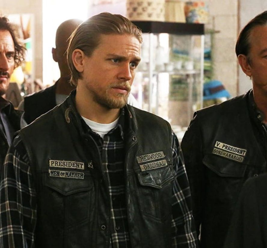 Sons Of Anarchy What Do All The Patches On Their Jackets Mean